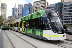 Phương tiện công cộng tại Úc