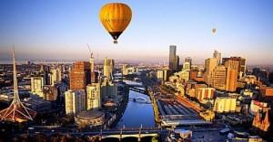 CHƠI, ĂN VÀ NGẮM NGHÍA Ở MELBOURNE